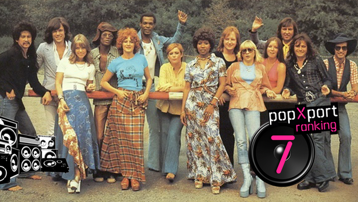 The top 10 music acts of the 70s from germany popxport - 70er mode hamburg ...