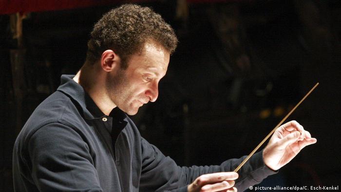 Новый главный дирижер Берлинского филармонического оркестра Кирилл Петренко (фото из архива)