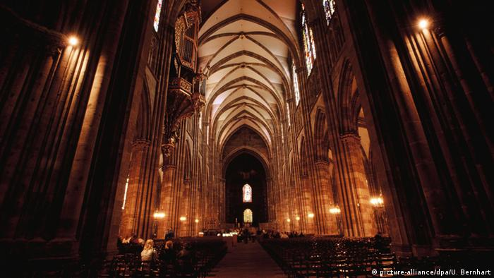 Strasbourg Cathedral Copyright: dpa