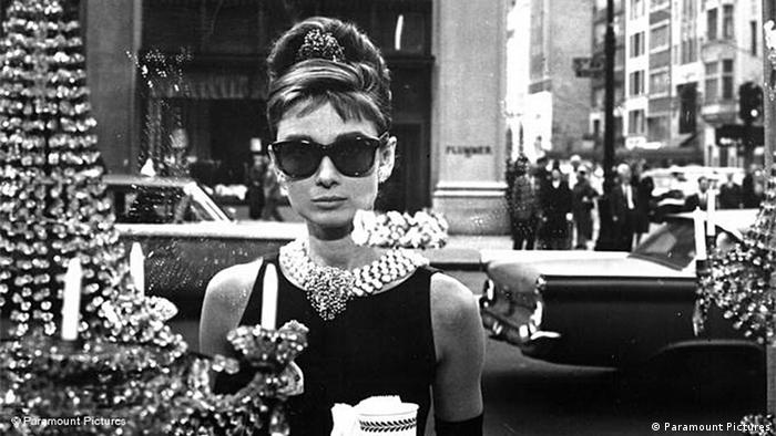 Audrey Hepburn in Breakfast at Tiffany's (Paramount Pictures)