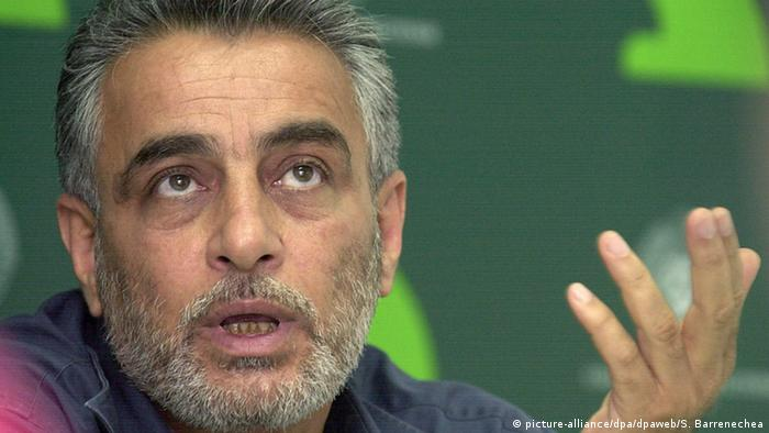 Bildergalerie Al Jazeera Journalisten in Haft Tayseer Allouni