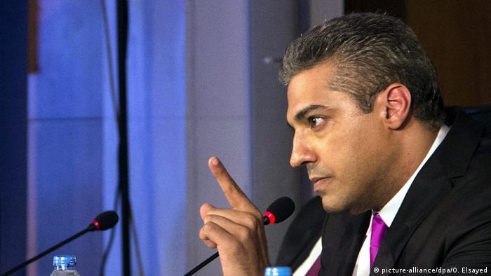 Bildergalerie Al Jazeera Journalisten in Haft Mohammed Fahmy