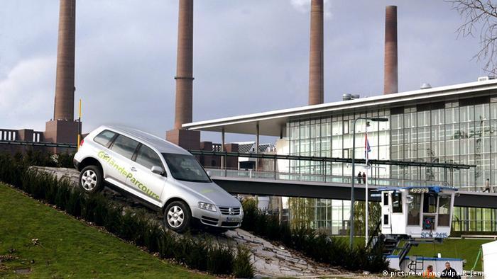Volkswagenova tvornica u Wolfsburgu (picture-alliance/dpa/R. Jensen)