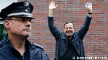 Deutschland Freilassung Ahmed Mansur