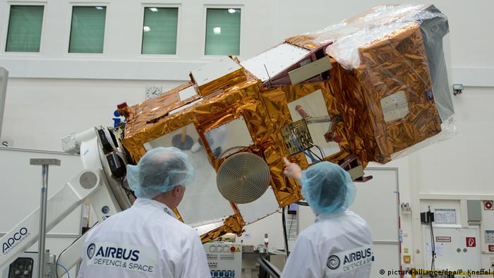 ESA Satellit Sentinel-2A