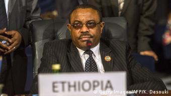 Äthiopien Ministerpräsident Hailemariam Desalegn