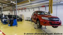 Russland AvtoVAZ startet Produktion Lada Granta Sport