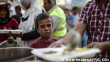 Türkei Syrische Flüchtlinge