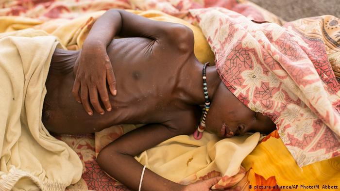 Äthiopien Flüchtlinge aus Südsudan