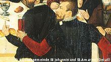 Cranach 2015 St Johannis Abendmahl Cranach der Jüngere NEUER ZUSCHNITT