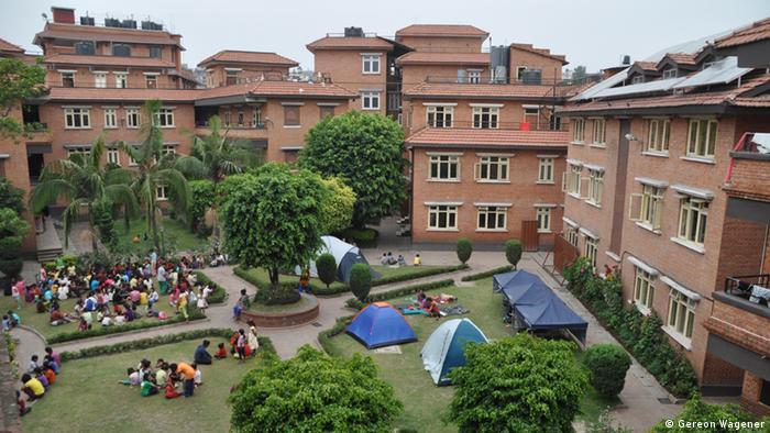 Nepal Hilfe nach dem Erdbeben
