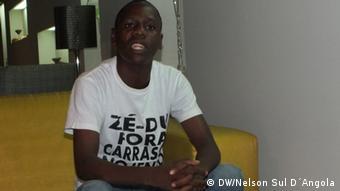 Angola Aktivist Manuel Nito Alves