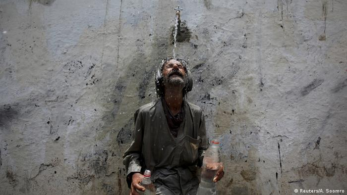 Pakistan Hitzewelle (Reuters/A. Soomro)