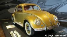 Deutschland VW-Autostadt Wolfsburg