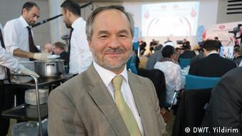 Deutschland Köln Interreligiöses Fastenbrechen Bekir Alboga
