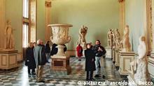 Italien Erweiterte Uffizien in Florenz feierlich eröffnet