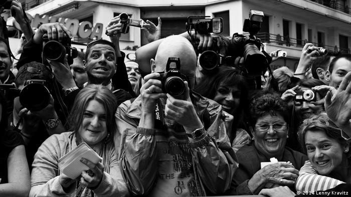 Fotobuch Flash von Lenny Kravitz