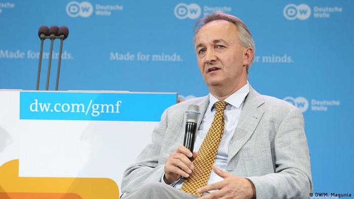 GMF 2015 Plenary session How technology is redefining diplomacy