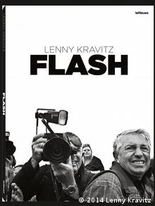 Cover Fotobuch Flash von Lenny Kravitz