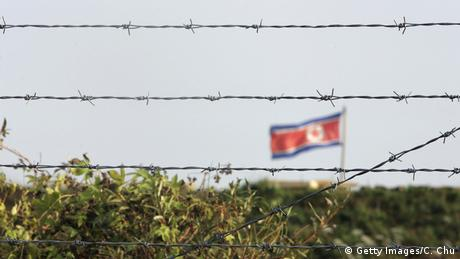 Nordkorea Grenzzaun (Getty Images/C. Chu)
