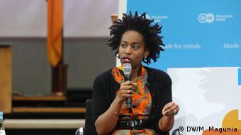 Ebele Okobi, Head of Public Policy Facebook Afrika (Foto: DW)