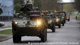 Недосконала інфраструктура - виклик НАТО у Європі