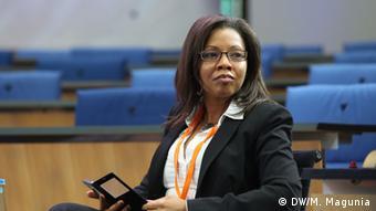 Rebecca Enonchong von Apps-Tech (Foto: DW)
