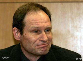 Armin Meiwes, alias el caníbal de Rotemburgo.