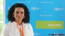 GMF 2015 Reem Maged Journalistin aus Ägypten