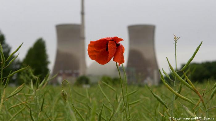 Grafenrheinfeld nuclear reactor
