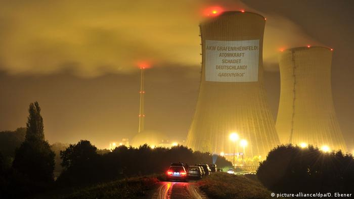 Germany′s oldest remaining nuclear reactor shut down | News