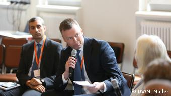 GMF 2015 The 24/7 news cycle — How can international organizations adapt?