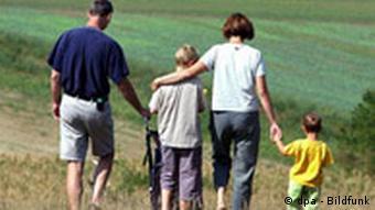 Familie in Deutschland