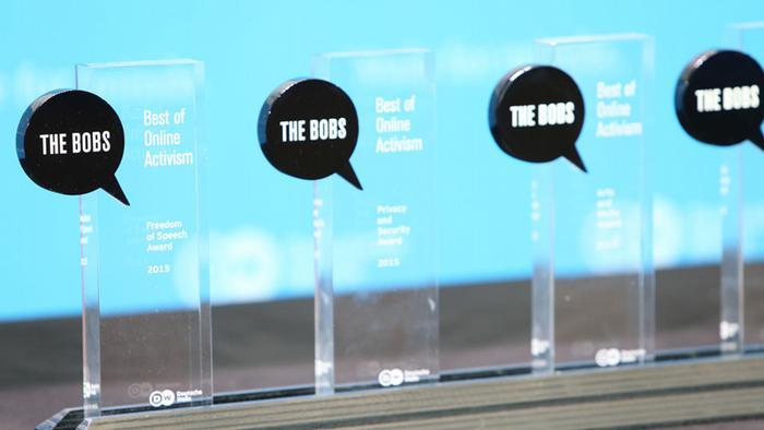 GMF 2015 The Bobs Awards Ceremony