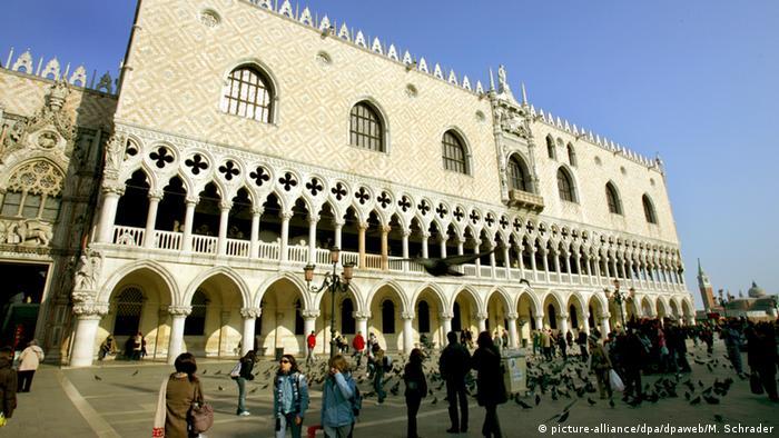 Bildergalerie Schlösser in Europa Dogenpalast
