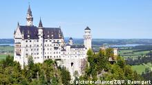 Neuschwanstein Castle (picture-alliance/ZB/F. Baumgart)
