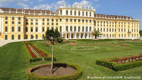 Bildergalerie Schlösser in Europa Schönbrunn