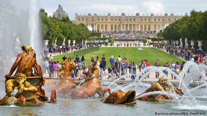 Bildergalerie Schlösser in Europa Versailles