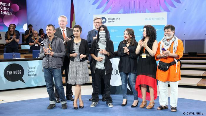 GMF 2015 The Bobs Awards Ceremony
