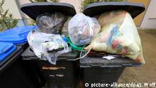 Symbolbild Deutschland Müll