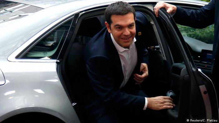 Premierul grec, Alexis Tsipras