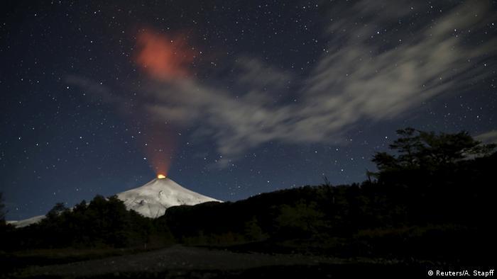Chile Vulkan Villarrica