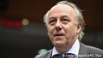 Deutschland Matthias Machnig Staatssekretär im Bundesministerium für Wirtschaft und Energie (Getty Images/AFP/J. Thys)