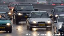 Niederlande Autobahn Verkehr
