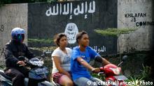 Indonesien Propaganda Islamischer Staat