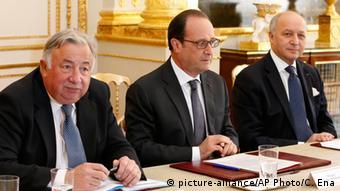 Έκτακτη σύγκλιση του γαλλικού υπουργικού συμβουλίου