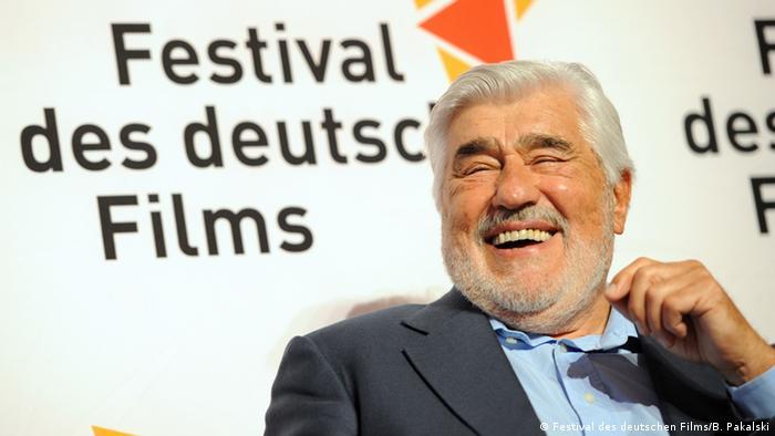 Filmfestival Ludwigshafen EINSCHRÄNKUNG - Mario Adorf