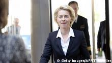 Brüssel Treffen NATO Verteidigungsminister Ursula von der Leyen