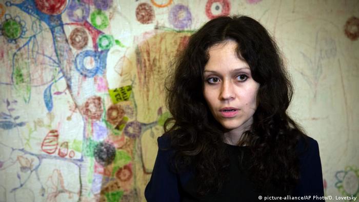 Lyudmila Savchuk, ex-Kremlin troll