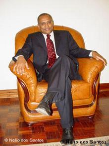 Primeiro ministro de Cabo Verde, José Maria Neves